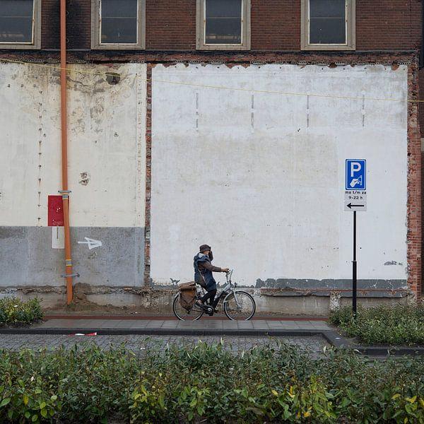 Spoorzone Tilburg van Jeannine Van den Boer