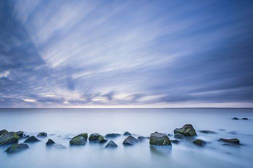 Waddenzee bij Lauwersoog