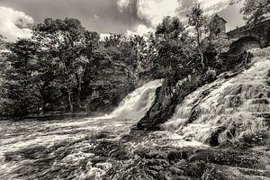 Watervallen van Coo van Rob Boon