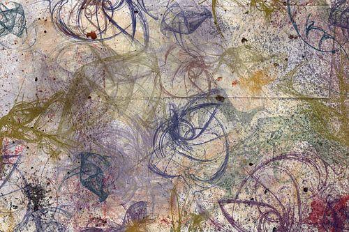 Fragmentatie in kleur
