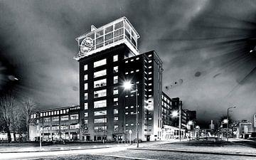 Klokgebouw Strijp-S Eindhoven van Eric van Horrik