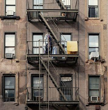 New York City brandtrap sur eric borghs