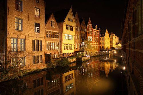 Gent, Winterreflections van Alex Sievers