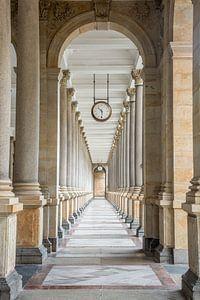 Colonnade de Mühlbrunn sur Sergej Nickel