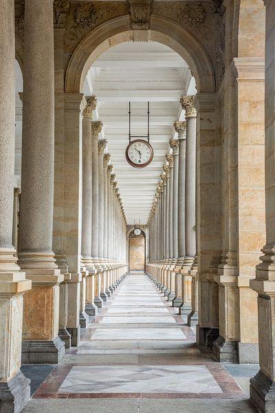 Mühlbrunn Colonnade van Sergej Nickel