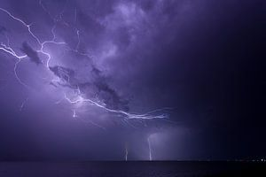 Onweer boven t wad (2) van