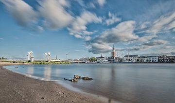 Skyline van Kampen aan de IJssel von Martin Bredewold