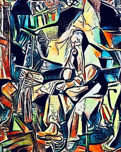 Paulus in Priso von zam art