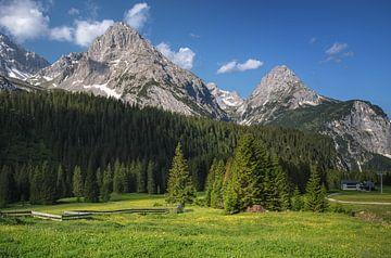 Austria - Tirol sur Steffen Gierok