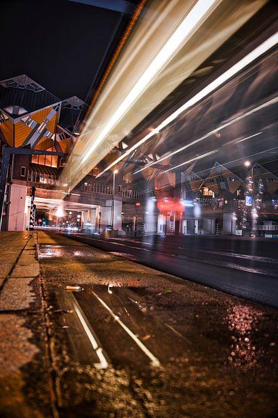 Kubus Woningen Rotterdam van Chris Koekenberg