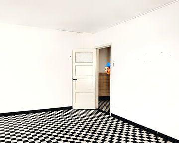 The White Room van Ruben van Gogh