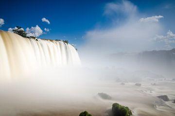 De watervallen van Iguazu von Ronne Vinkx