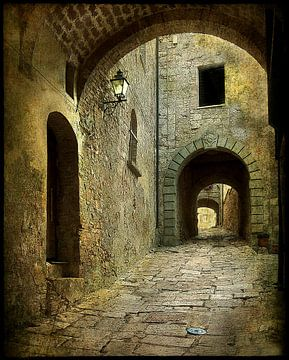 Bibbona Tuscany. von Jan Pycke