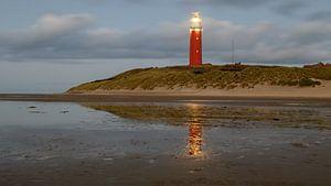 Leuchtturm von Texel von Anjo ten Kate