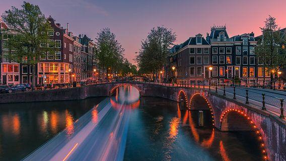 Een avond in Amsterdam