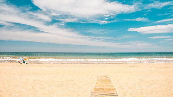 Costa de Huelva strand van Andy Troy