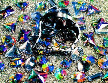 bling bling horloge von Gerrit Neuteboom