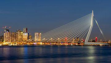 Erasmus-Brücke von Jeroen Kleiberg