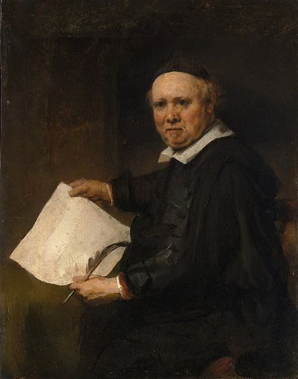 Lieven Willemsz van Coppenol, Rembrandt van Meesterlijcke Meesters