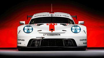 Porsche 911 RSR GTE von Gert Hilbink