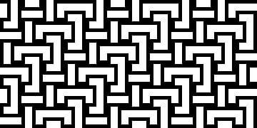 Permutatie | ID=12 | V=06 | 2:1 | 12x06 van Gerhard Haberern