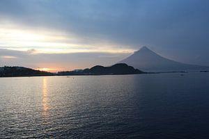 Mayon vulkaan - Legazpi, Bihol, Filiipijnen van
