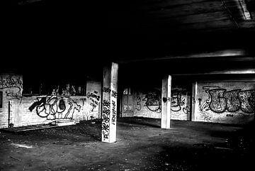 Die alte Lagerhalle von Norbert Sülzner