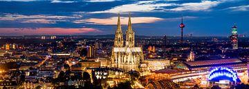 Cologne Cathedral van Günter Albers