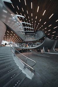 Arnhem Centraal Station Nederland Architectuur van vedar cvetanovic