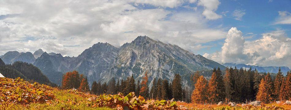 Watzmann panoramisch