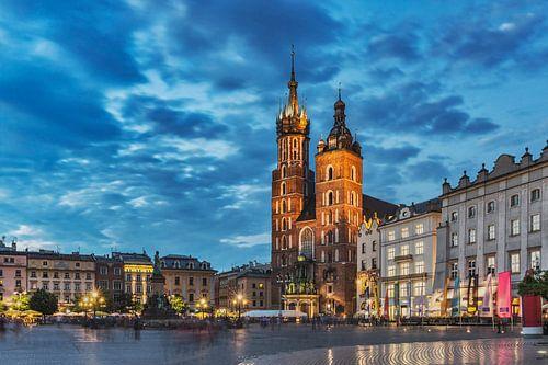 Cracow, Poland van