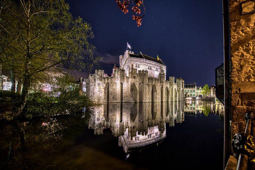 Gent by night van Jim De Sitter
