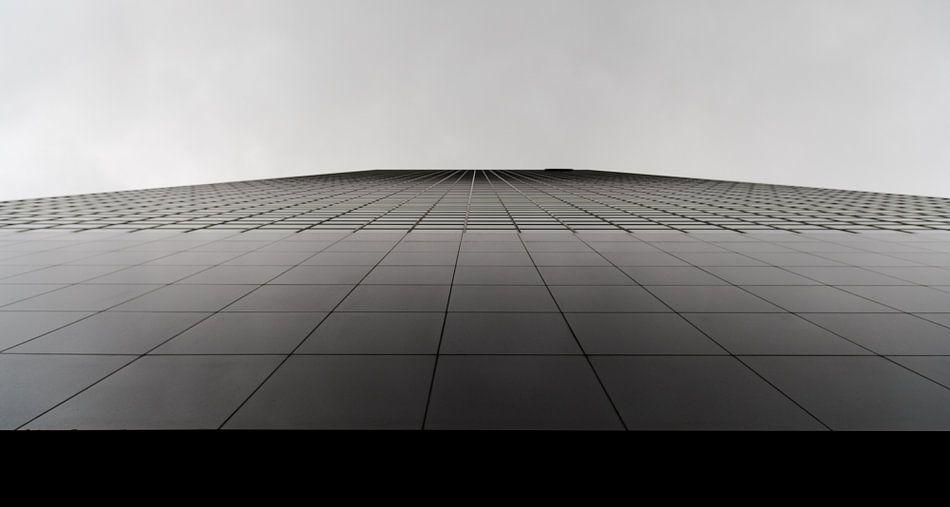 Convergerende lijnen van Paul Oosterlaak
