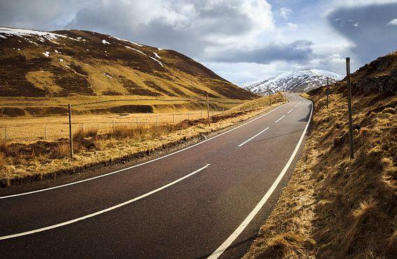 The way south of the Cairngorms van Luis Fernando Valdés Villarreal Boullosa