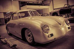 Porsche van Andre Kwakernaat