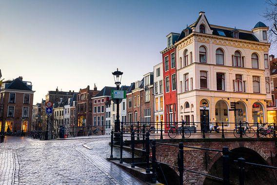 Ochtend Glorie - Utrecht van Thomas van Galen