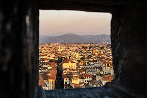 Venster op Firenze van
