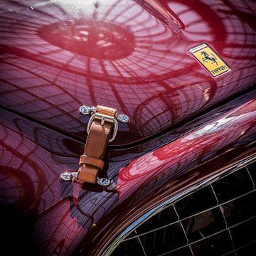 Ferrari 195S Touring Coupé van Michiel Mulder