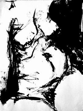 Nackt posieren von Anita Snik-Broeken
