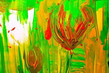 flora expressiva van M.A. Ziehr