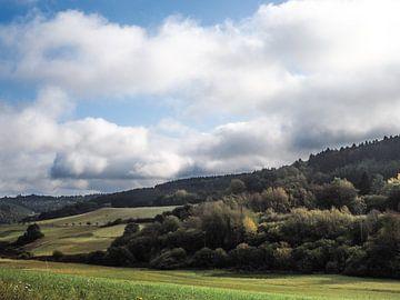 Landschap Luxemburg van Tieme Snijders