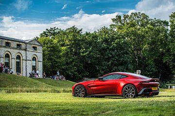 Aston Martin V8 Vantage 2019 sur Bas Fransen