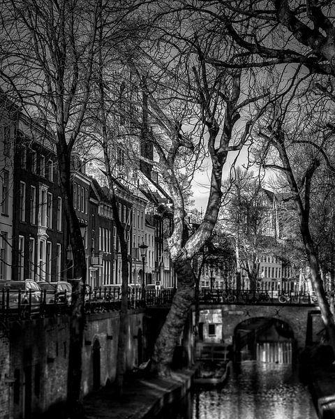 Nieuwe gracht, Utrecht van Robin Pics