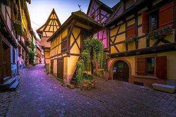 Eguisheim, Elsass Frankreich von Dennis Donders