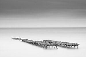 Verdwijnen in oneindigheid van Rudy De Maeyer