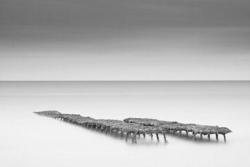 Verschwinden in der Unendlichkeit von Rudy De Maeyer