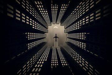 Hoch hinausfliegen von Bert Hooijer