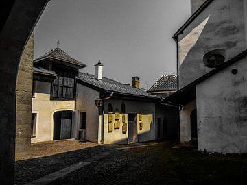 Huisje in Rattenberg Oostenrijk sur Joke te Grotenhuis