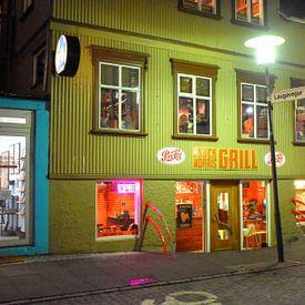 Chuck Norris Grill Reykjavik von Roith Fotografie