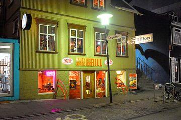Chuck Norris Grill Reykjavik van Roith Fotografie